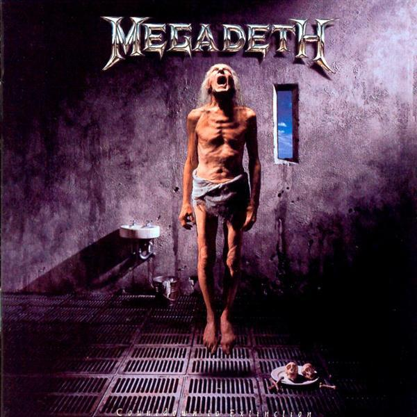 "ESPECIAL MEGADETH: dez curiosidades sobre o álbum ""Countdown to Extinction"""