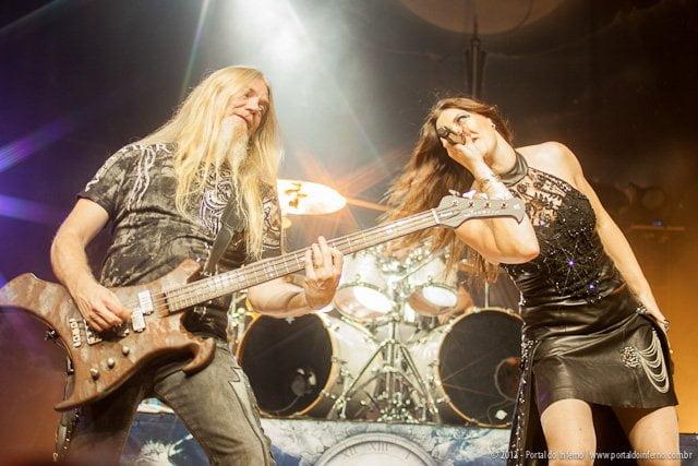 Nightwish – Credicard Hall – São Paulo/SP