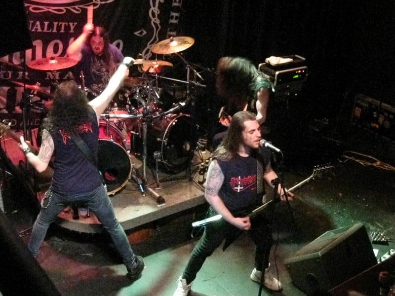 Suicidal Angels – Rio Rock & Blues /RJ