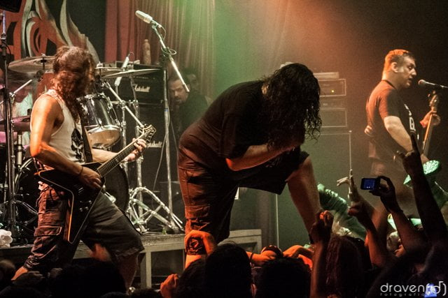 Read more about the article Tankard – Hangar 110 – São Paulo/SP