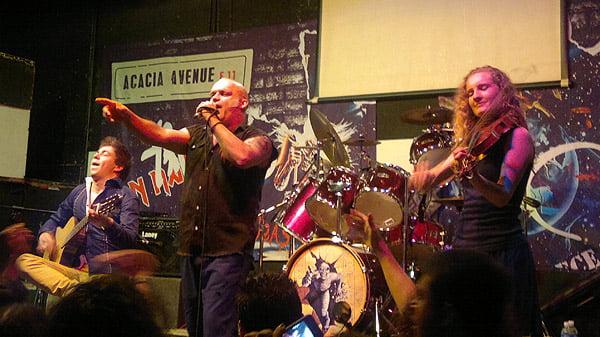 Blaze Bayley – Blackmore Rock Bar – São Paulo/SP