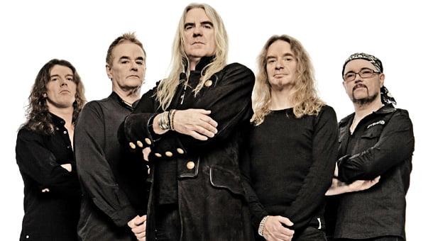 Saxon: novo álbum ao vivo em março