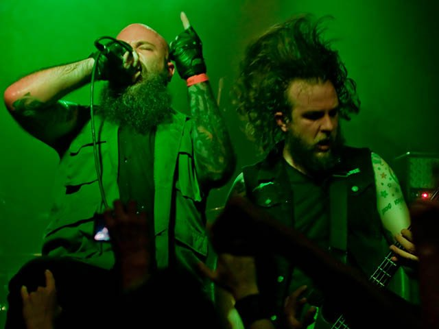 Read more about the article Demon Hunter – Inferno Club – São Paulo/SP