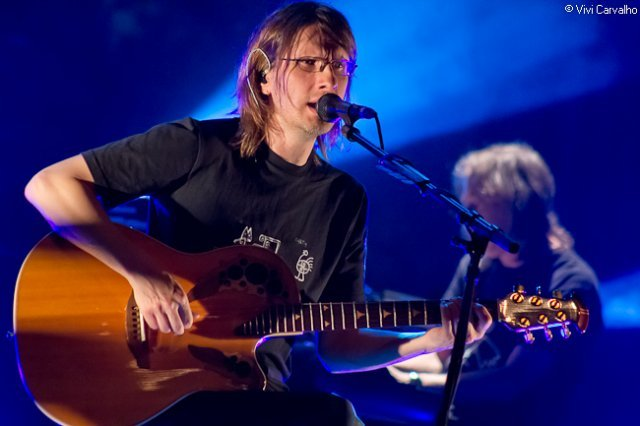 Steven Wilson – Teatro Bradesco – São Paulo/SP