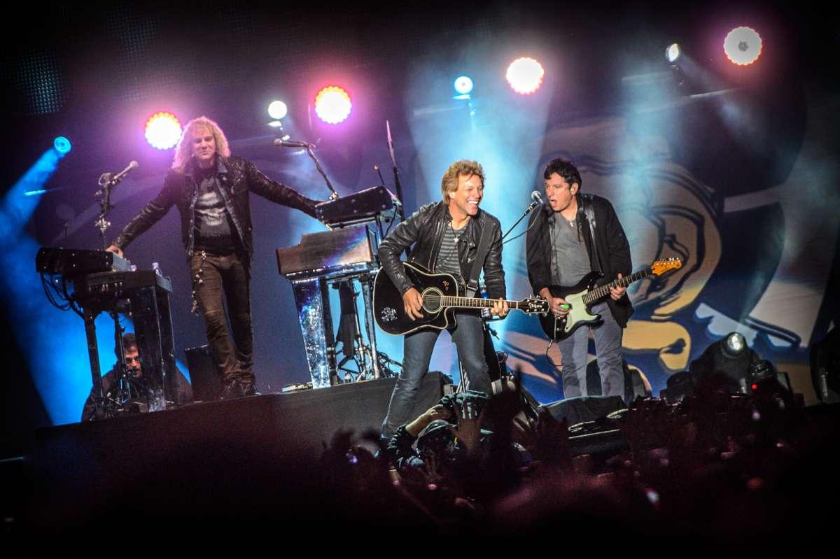Bon Jovi – Estádio do Morumbi – São Paulo/SP