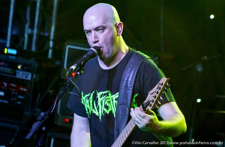 Read more about the article Nile – Carioca Club – São Paulo/SP