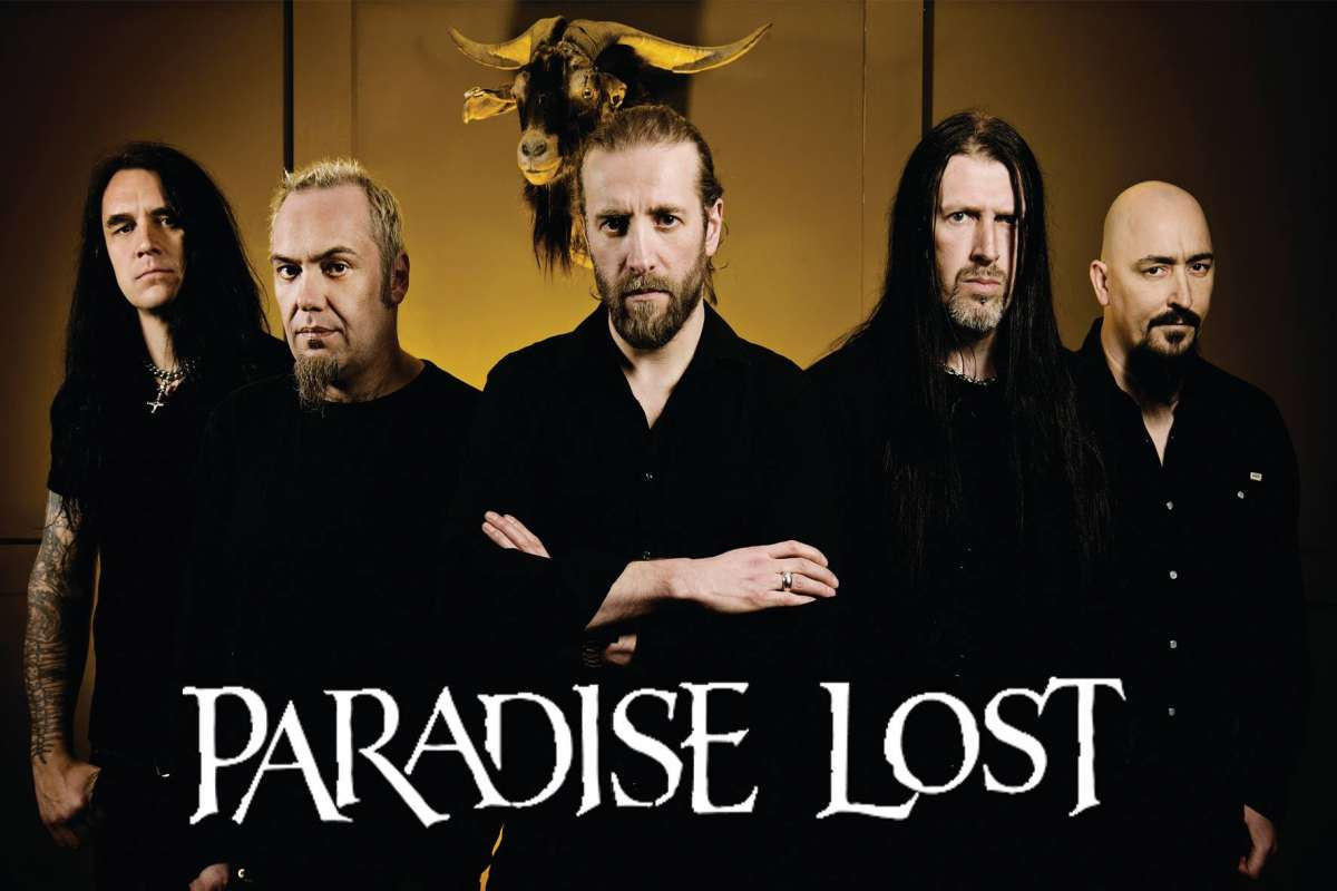 Paradise Lost – Greg Mackintosh