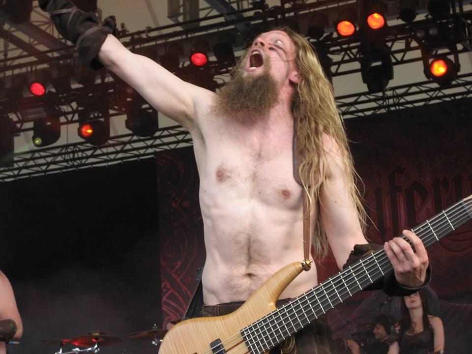Ensiferum – Sami Hinkka