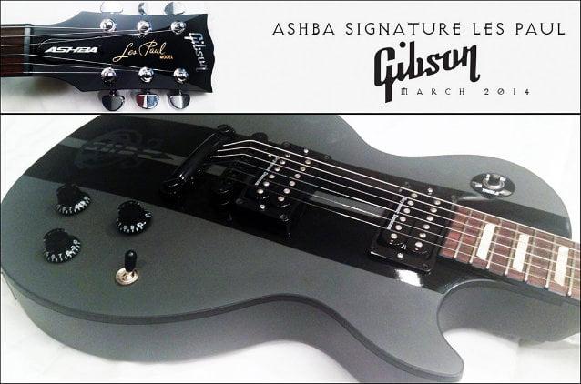 Guns N' Roses: guitarra personalizada de DJ Ashba será lançada em março