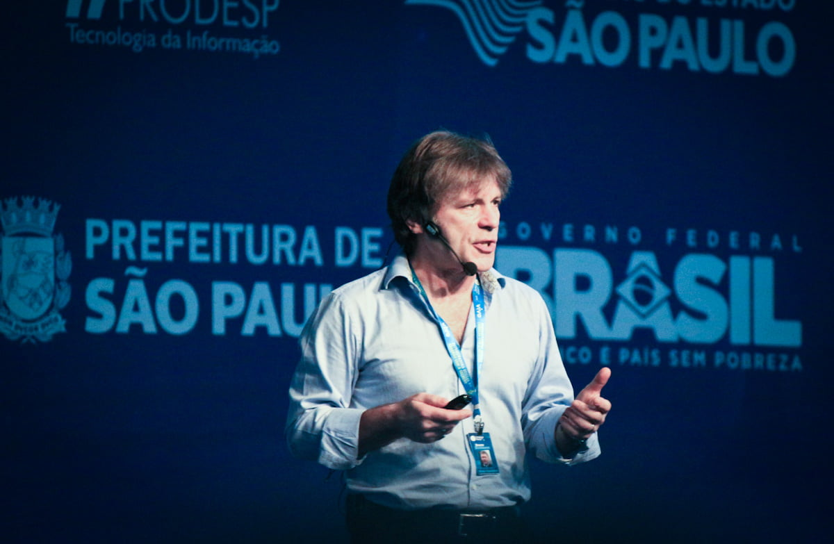 Campus Party Brasil 2014: confira como foi a participação de Bruce Dickinson
