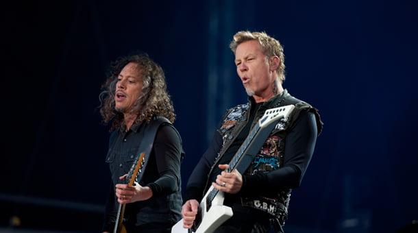 Read more about the article Metallica: banda tocará na cerimônia do Grammy Awards