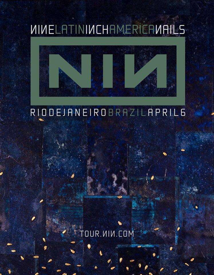 Nine Inch Nails: banda confirma apresentação no Rio de Janeiro