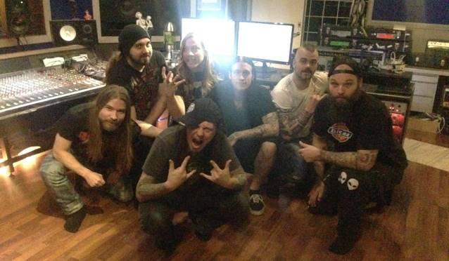 Read more about the article Sabaton: banda começa a gravar novo álbum
