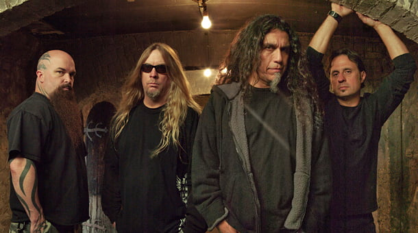 "Read more about the article Slayer: ""Temos que fazer algo que deixaria Jeff orgulhoso"", diz Kerry King"