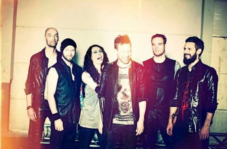 Within Temptation (foto: Patric Ullaeus)