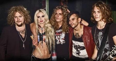 Adrenaline Rush: banda assina com a Frontiers para álbum de estreia