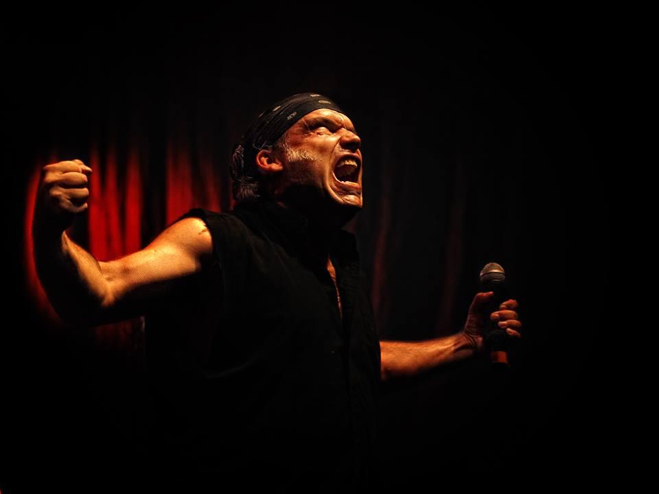Blaze Bayley: show em São Paulo neste sábado