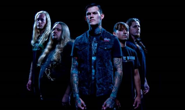 """Carnifex: ouça a inédita """"Condemned to Decay"""""""