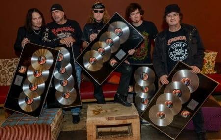 Krokus: banda recebe homenagem por disco lançado há quase 35 anos