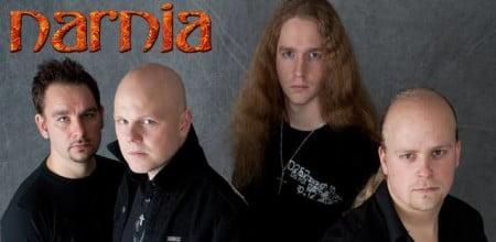 Narnia: banda anuncia retorno