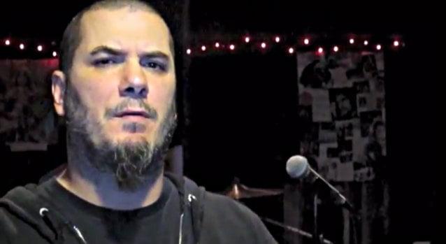 Phil Anselmo: vídeo promove nova turnê solo do vocalista