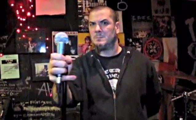 Phil Anselmo and The Illegals: segundo vídeo promocional da turnê
