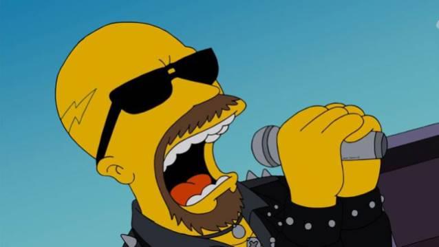 """Read more about the article Judas Priest: veja a participação da banda em """"Os Simpsons"""""""