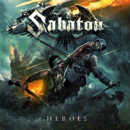 """Capa de """"Heroes"""", o novo disco do Sabaton"""