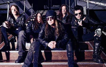 Skid Row: banda começa a compôr novo EP em janeiro