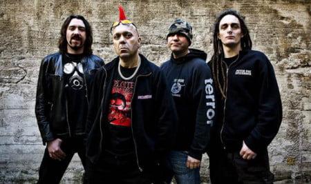 The Exploited: banda assina com a Nuclear Blast