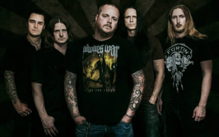 The Haunted: novo álbum com audição liberada na íntegra