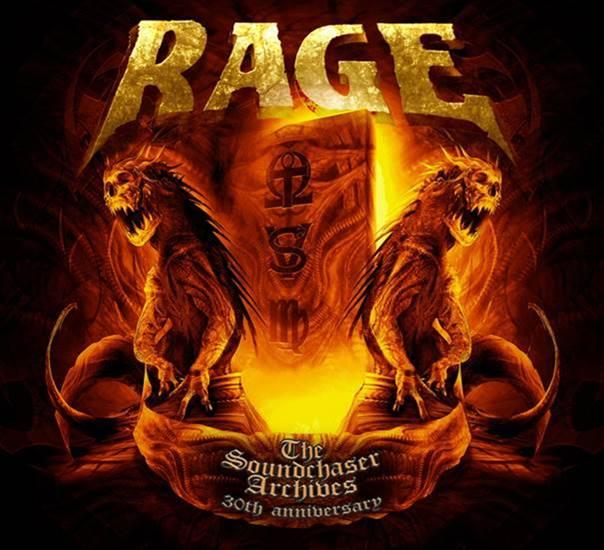 "Rage, ""The Soundchaser Archives"""
