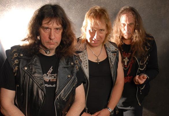 Read more about the article Raven: banda abrirá o show do Metallica em São Paulo