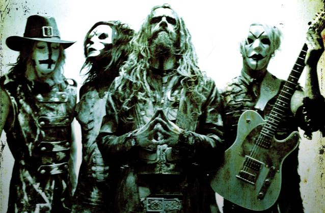 Rob Zombie: photo book será lançado com novo DVD