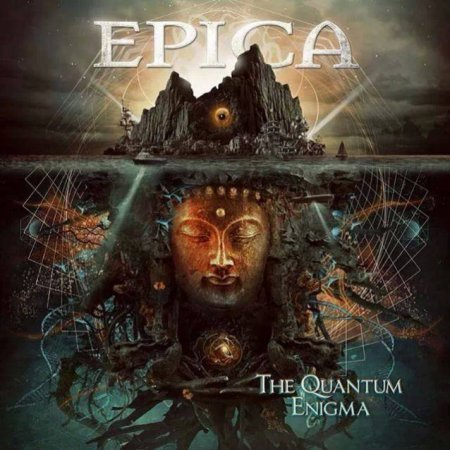 """Capa de """"The Quantum Enigma"""", o sexto e mais recente álbum de estúdio do Epica"""
