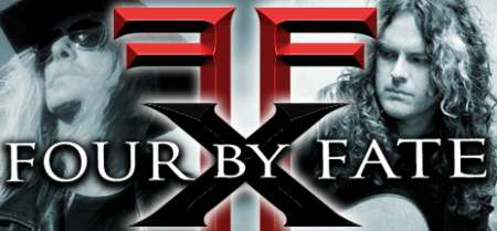 Four By Fate: nova banda com músicos do Frehleys' Comet, W.A.S.P e Crash Kelly