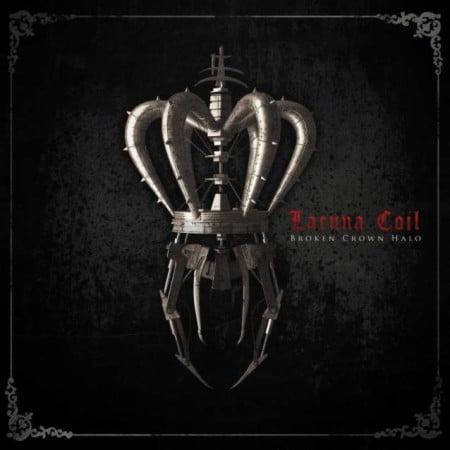 """Capa de """"Broken Crown Halo"""", novo álbum do Lacuna Coil"""