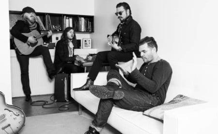 Rival Sons: banda gravando novo álbum