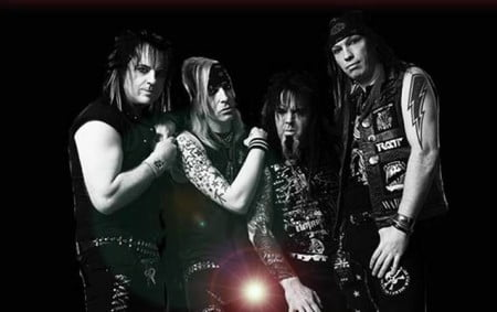 "Tigertailz: banda divulga vídeo para a música ""One Life"""