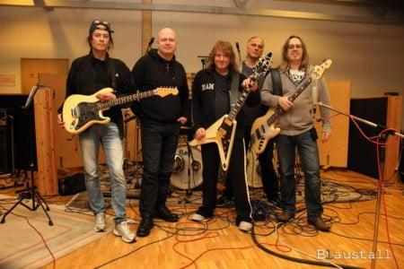 Read more about the article Unisonic: banda começa a preparar o segundo disco