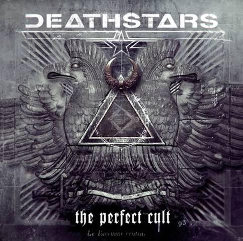 """Capa de """"The Perfect Cult"""", novo álbum do Deathstars"""
