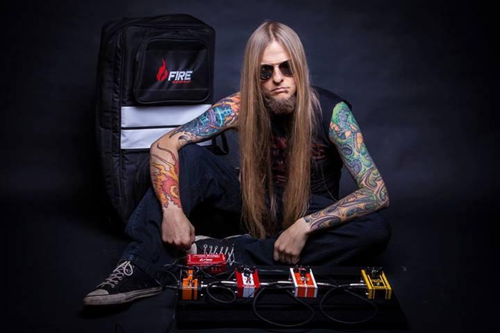 Paulo Schroeber: guitarrista falece aos 40 anos
