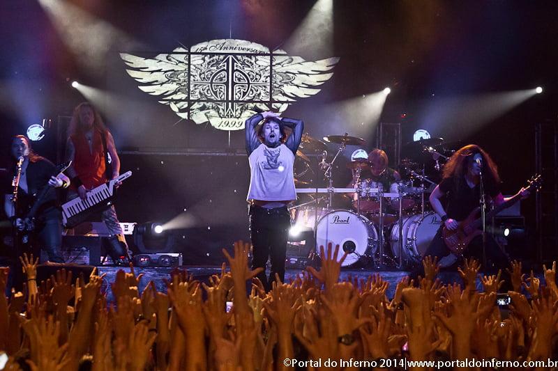 Sonata Arctica – Carioca Club – São Paulo/SP