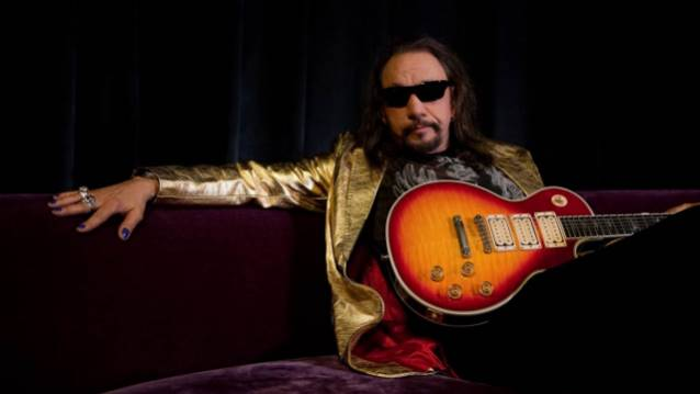 Ace Frehley: novo álbum solo do guitarrista sai em junho