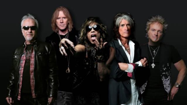 Aerosmith: anúncio oficial da turnê com Slash na próxima terça-feira
