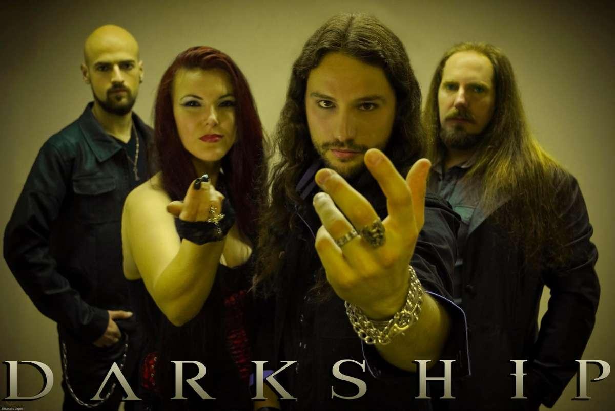 Darkship: banda iniciando processo seletivo para guitarrista