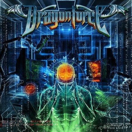 """Capa de """"Maximum Overload"""", o novo disco do DragonForce"""