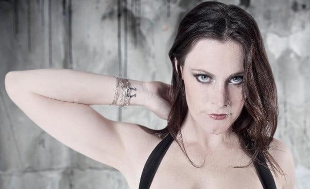 Floor Jansen: vocalista do Nightwish em gravação do DVD do Soilwork