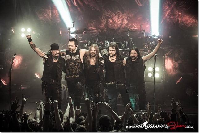 Read more about the article Iced Earth: banda inicia tour pela Austrália, antes de chegar ao Brasil