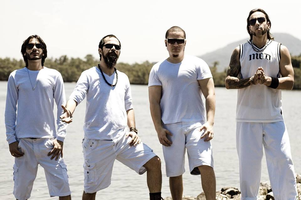 """Odum: banda divulga terceiro trabalho de estúdio, """"New Earth"""""""